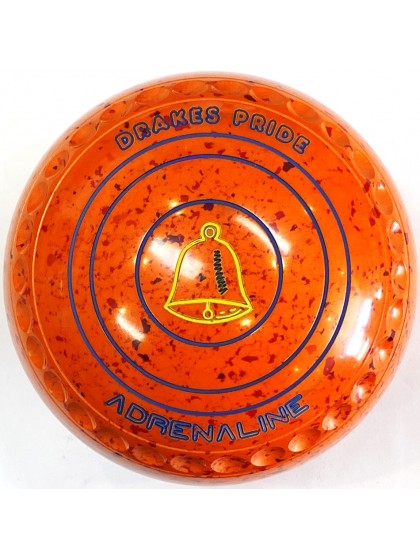 ADRENALINE SIZE 2H GRIP ORANGE RED S4 1328