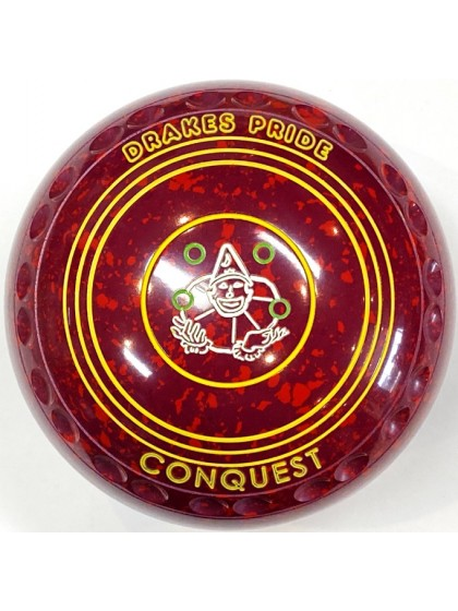 CONQUEST SIZE 0000H GRIP MAGENTA RED T3 1990