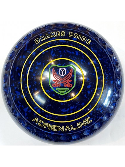ADRENALINE SIZE 4H GRIP BLUE SPECKLELD T3 2139