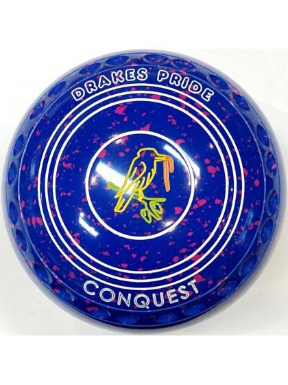 CONQUEST SIZE 00H GRIP BLUE PINK T3 2381