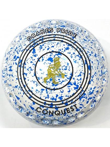 CONQUEST SIZE 3H GRIP WHITE SKY BLUE T5 2698