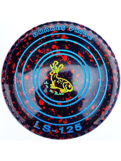 LS-125 SIZE 2H GRIP DARK BLUE RED M4 8613