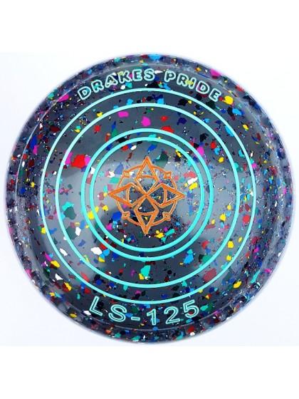 LS-125 SIZE 3H GRIP GREY HARLEQUIN M2 8613