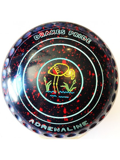ADRENALINE SIZE 1H GRIP DARK BLUE RED L0 5039