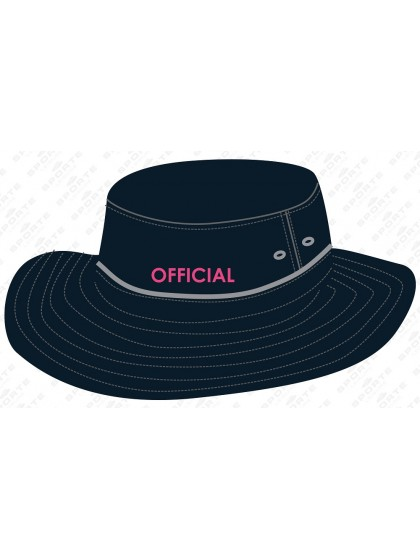 WOMEN'S BOWLS NSW OFFICIAL BROAD BRIM HAT