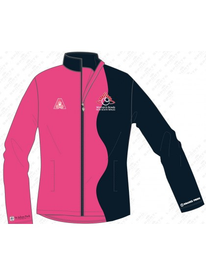 WOMEN'S BOWLS NSW OFFICIAL JACKET