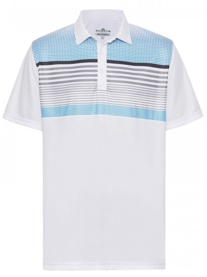SPORTE LEISURE BERT MENS LAWN BOWLS POLO