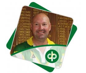 ADAM JEFFERY - AUSTRALIAN CAP #107