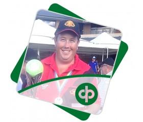 MARK STROCHNETTER - AUSTRALIAN CAP #116